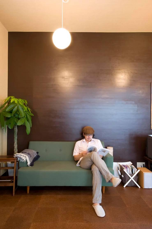 【中古リノベ】昭和レトロ喫茶風: 株式会社スタイル工房が手掛けたです。