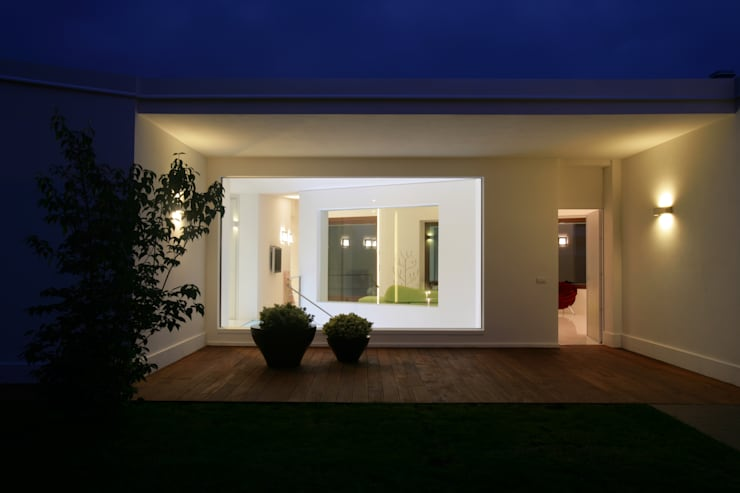 Casa C: Case in stile  di Damilano Studio, Moderno
