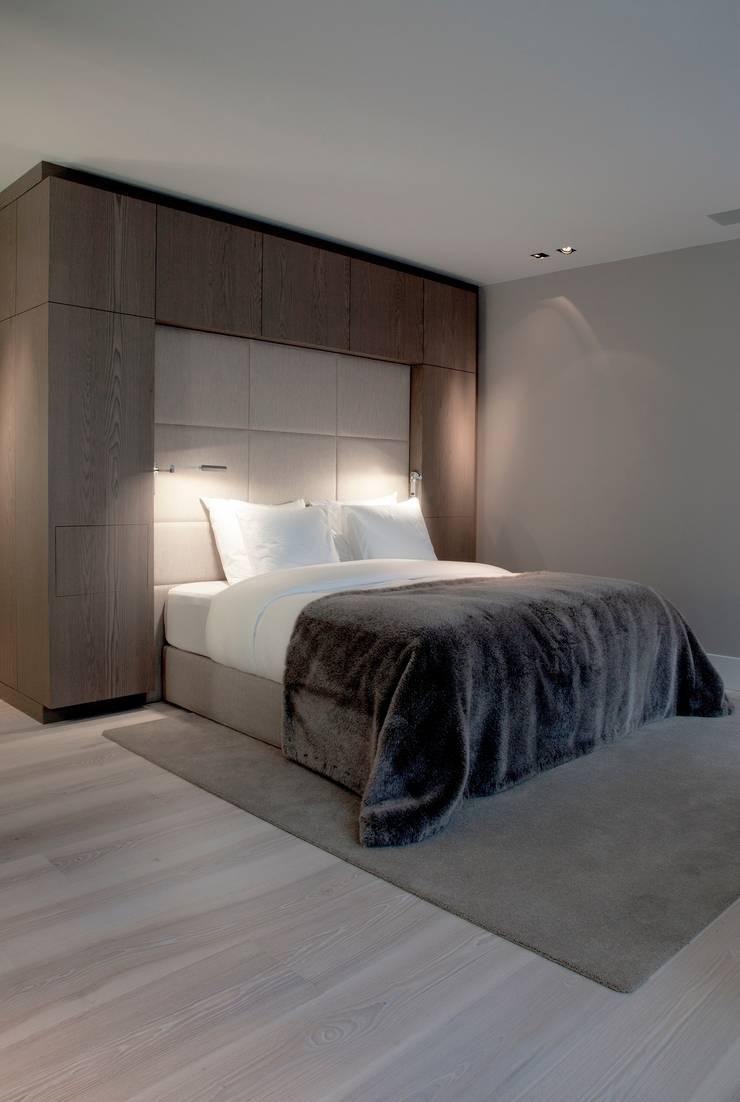 Project Glasshouse:  Slaapkamer door Proest Interior,