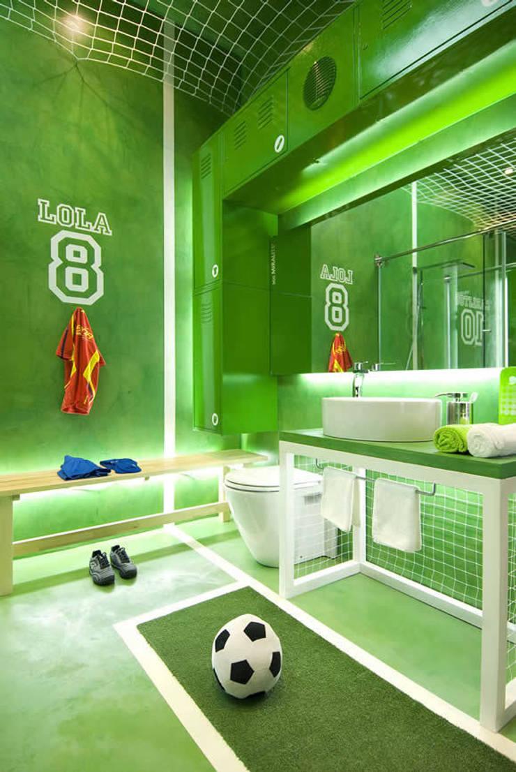 Baños de estilo  por Egue y Seta, Moderno