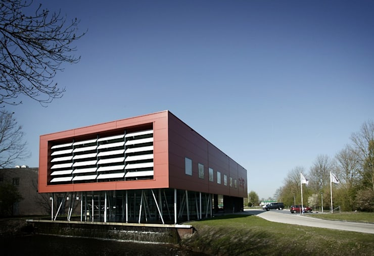 leisurecenter Rules for Health:  Gezondheidscentra door Archivice Architektenburo , Modern