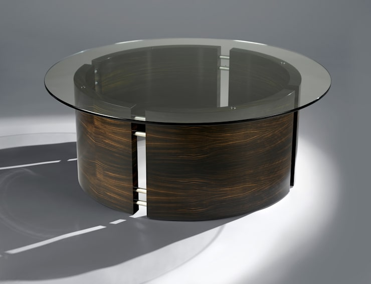 Le Chic Coffee Table :  Living room by David Tragen