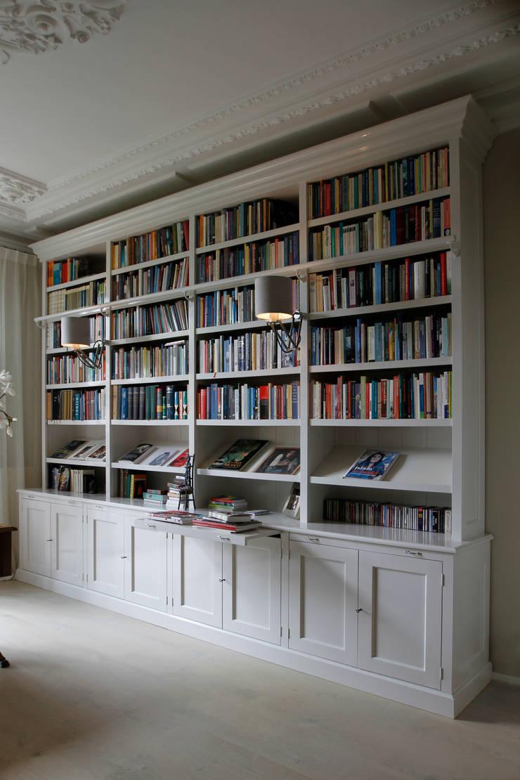 Kasten:  Studeerkamer/kantoor door Proest Interior