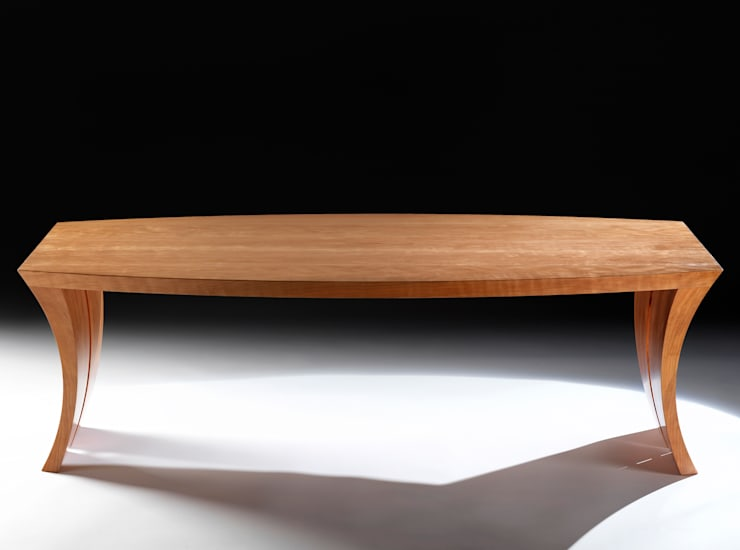 Charlotte Coffee Table :  Dining room by David Tragen