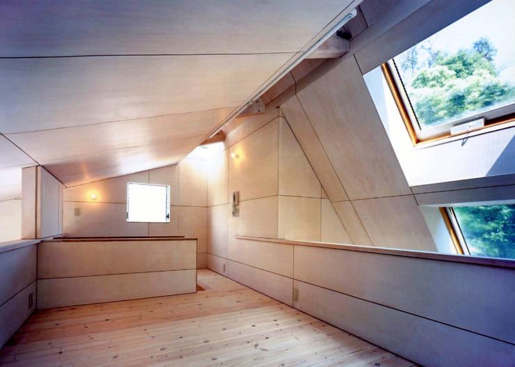 K&K-HOUSE ロフト: M4建築設計室が手掛けた和室です。