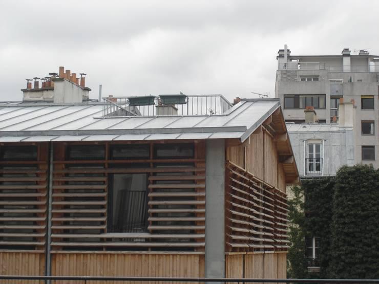 la terrasse haute:  de style  par graam