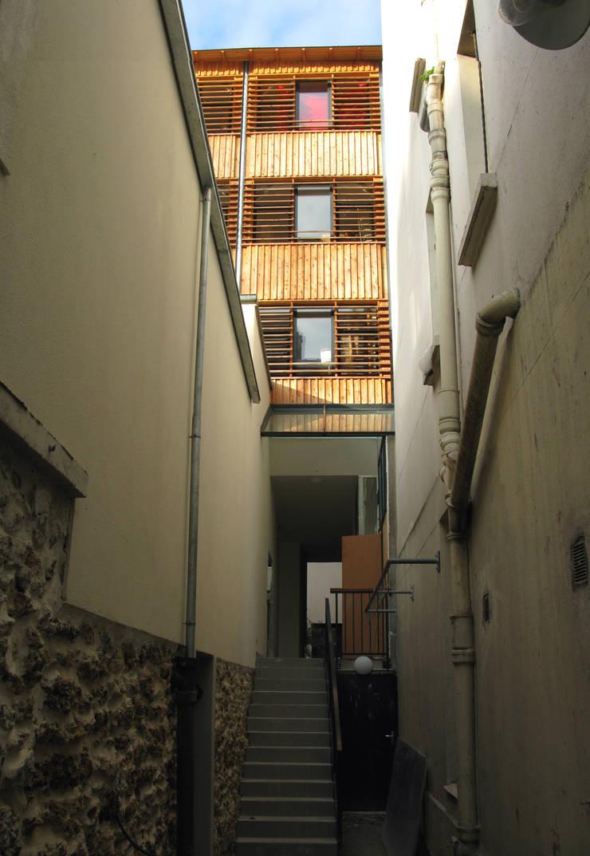 la ruelle intérieure:  de style  par graam