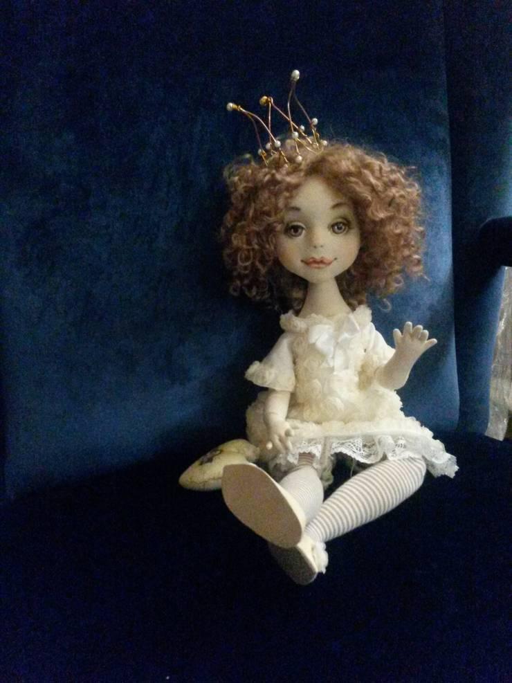 принцесса: Детские комнаты в . Автор – Абрикос