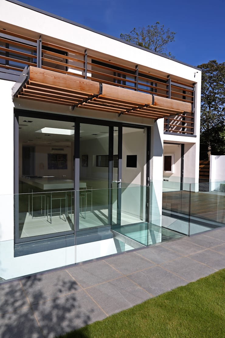 Greystones:  Houses by Nicolas Tye Architects