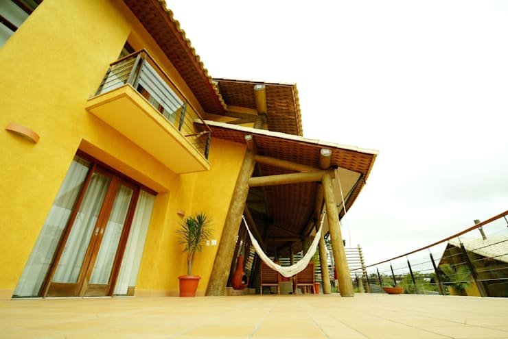 Residência RS: Casas  por Mascarenhas Arquitetos Associados