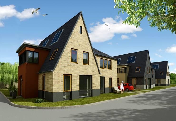 Gezinshuis De Glind:   door Archivice Architektenburo