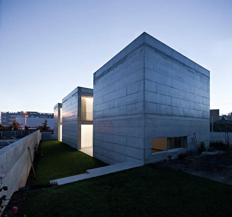 منازل تنفيذ Phyd Arquitectura