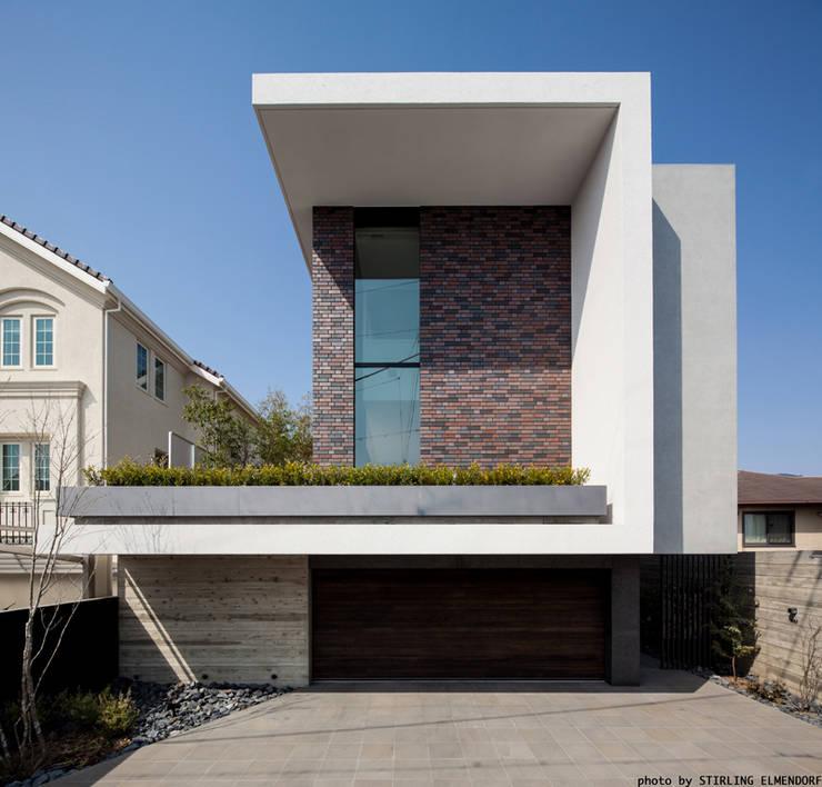 Casas de estilo moderno de エスプレックス ESPREX Moderno