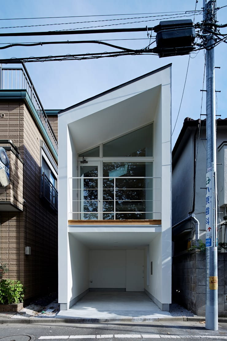 Park House Casas de estilo ecléctico de another APARTMENT LTD. / アナザーアパートメント Ecléctico