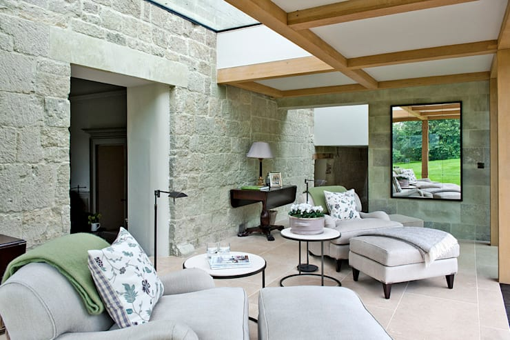 Ansty Manor,  Garden Room: country Garden by BLA Architects