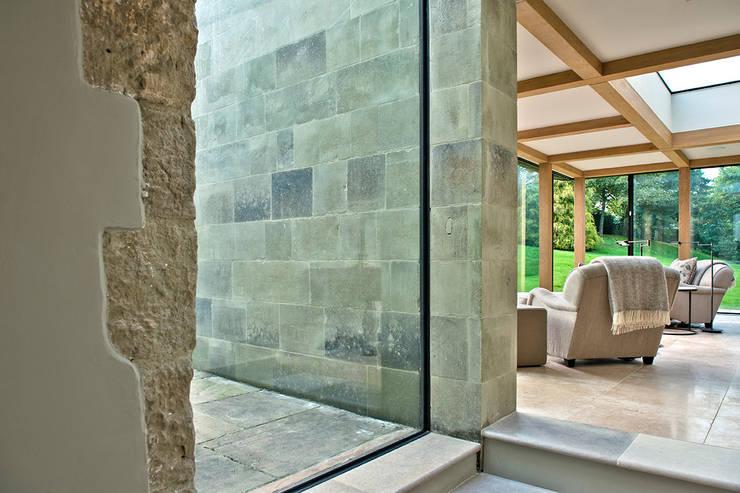 Ansty Manor,  Garden Room:  Garden by BLA Architects