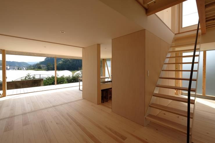 sky and light house: 森下新宮建築設計事務所/MRSN ARCHITECTS OFFICEが手掛けたです。