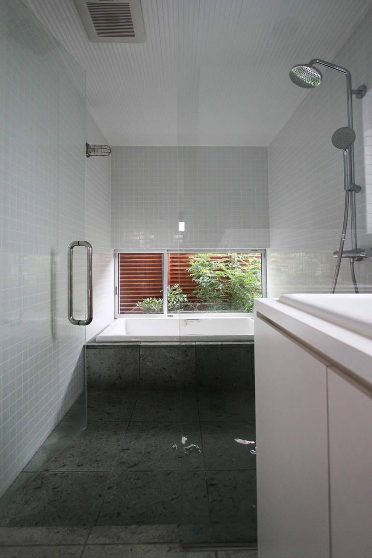 浴室: FCDが手掛けた浴室です。