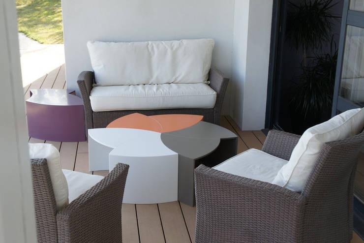 table : Salon de style  par PP Design