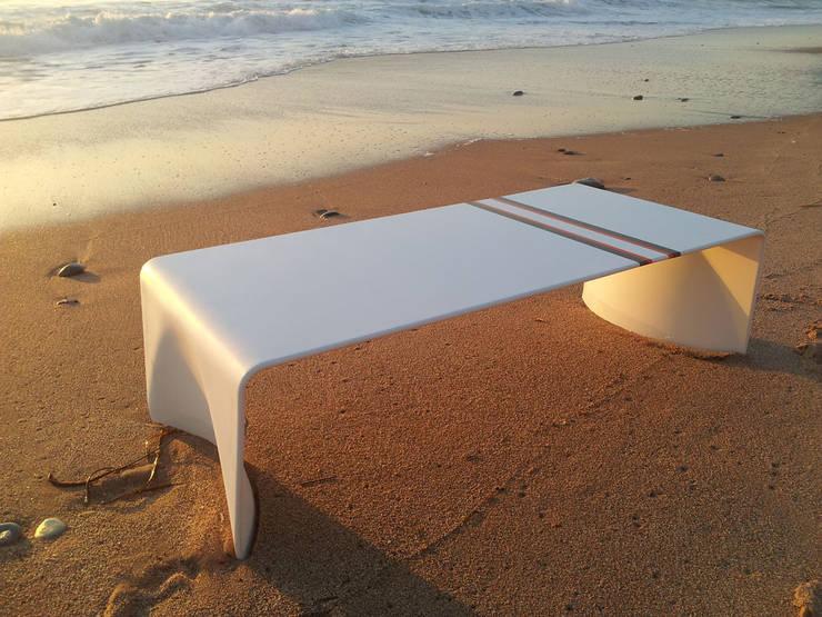 table: Salon de style  par PP Design