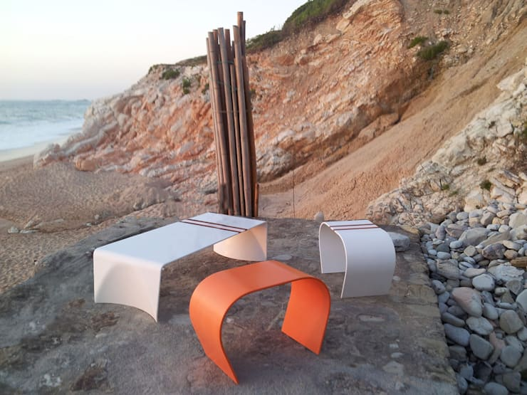 table: Piscine de style  par PP Design