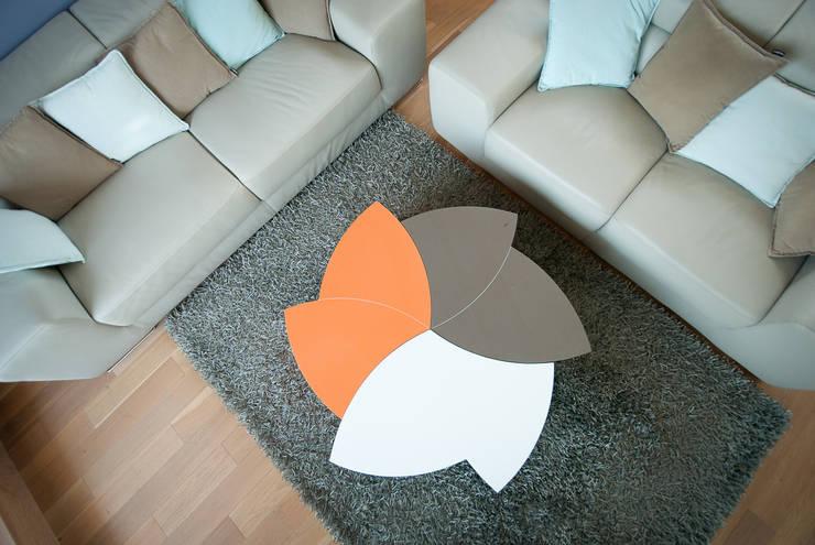 modules table: Salon de style  par PP Design