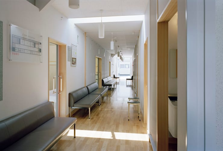 Hospitals by Morii's Atelier+LINK