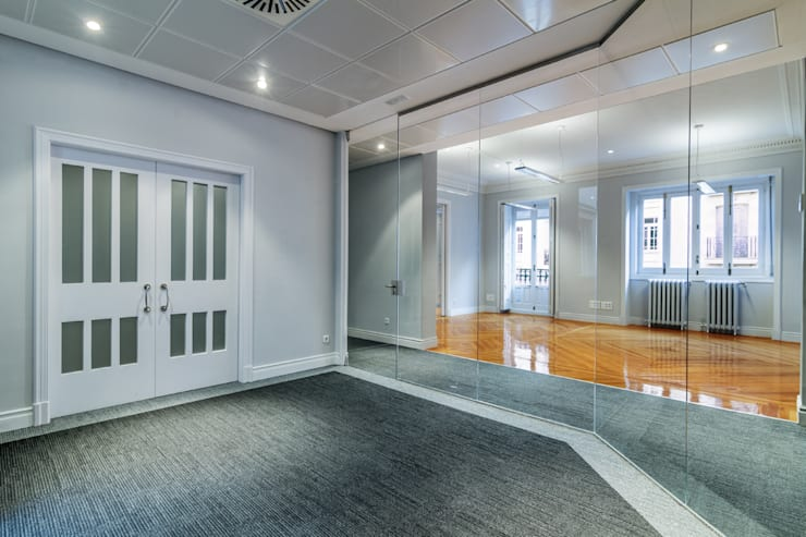 Despacho Notaría: Oficinas y tiendas de estilo  de ALTIA GROUP