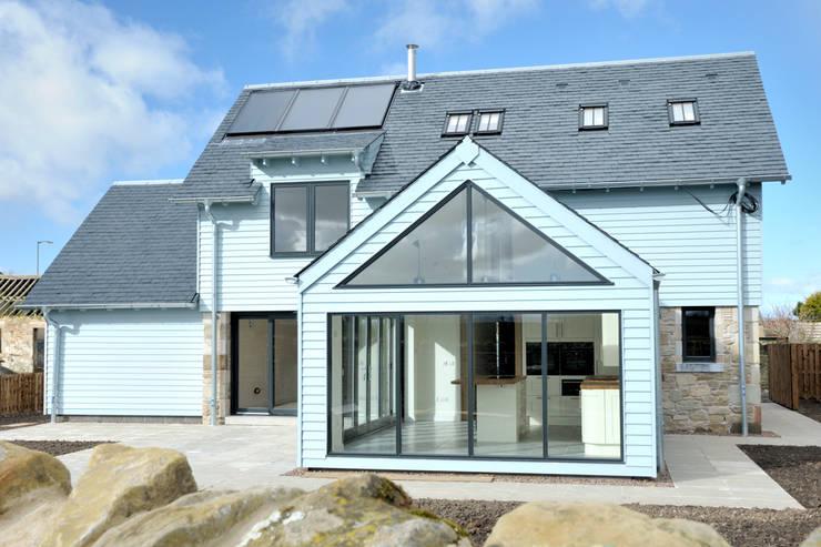 Birgham Haugh Sun Room External View:  Houses by Aitken Turnbull Architects