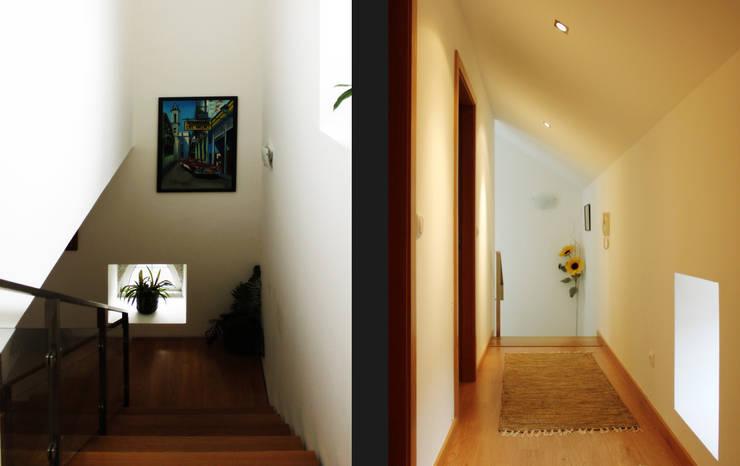 Ingresso & Corridoio in stile  di EVA | evolutionary architecture