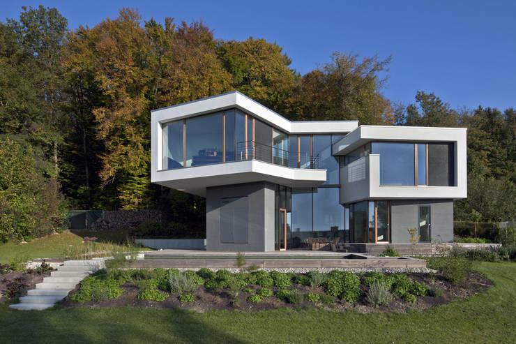 Rond Huis Bouwen : 11 sensationele huizen met veel glas
