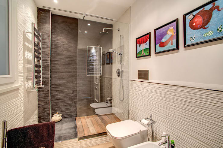 16 ways to separate wet and dry areas in your bathroom