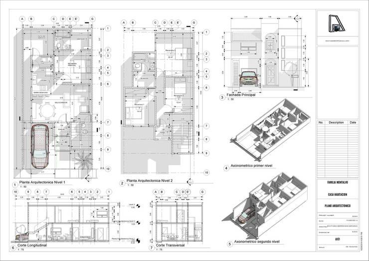 Varios:  de estilo  por arquitecto9.com