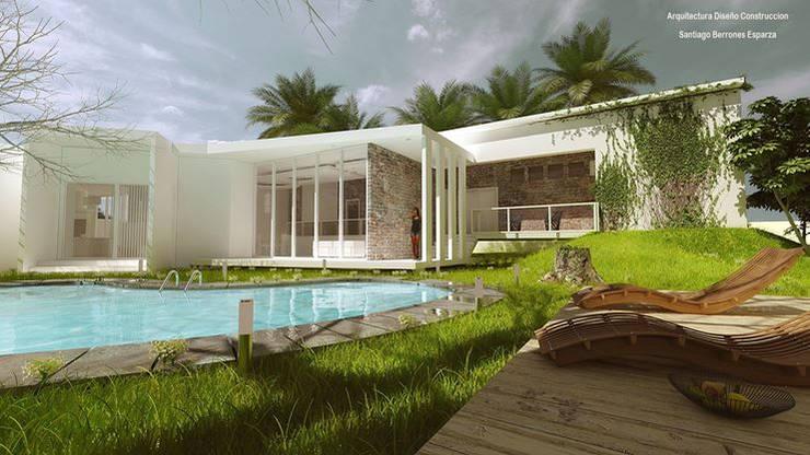 Varios: Casas de estilo  por arquitecto9.com