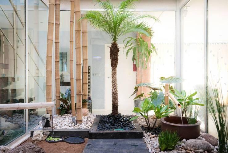 Jardins  por David Jiménez. Arquitectura y paisaje