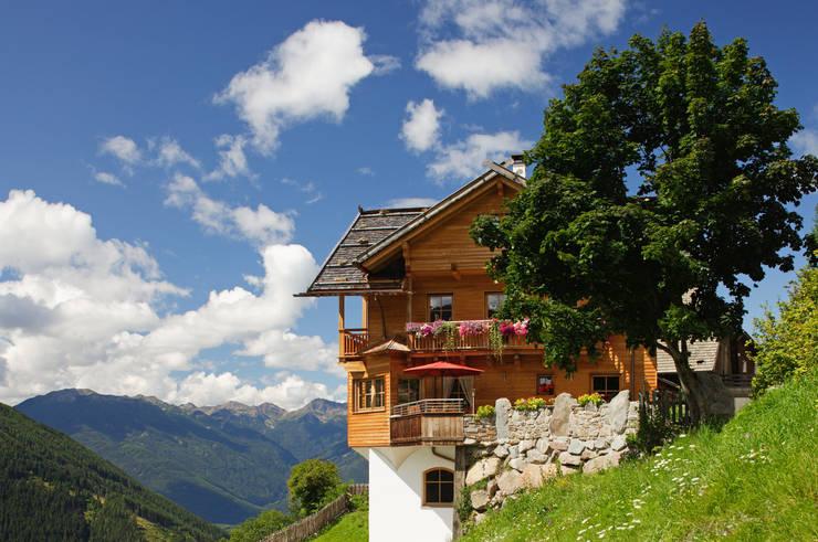 Casas  por Thoma Holz GmbH