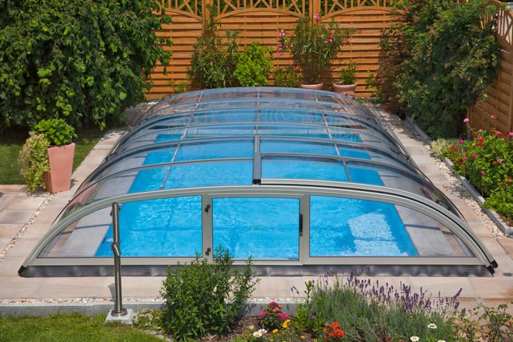 Modell Zenith: klassischer Pool von Pool + Wellness City GmbH