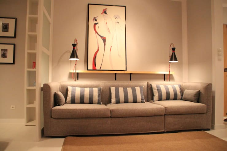 Obraz: styl , w kategorii  zaprojektowany przez Comfort & Style Interiors,Skandynawski