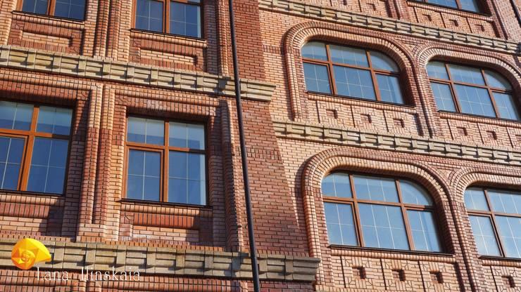 Офисное здание по пр-ту Острякова, 49 в г.Владивостоке:  в . Автор – Руслана Ильинская,