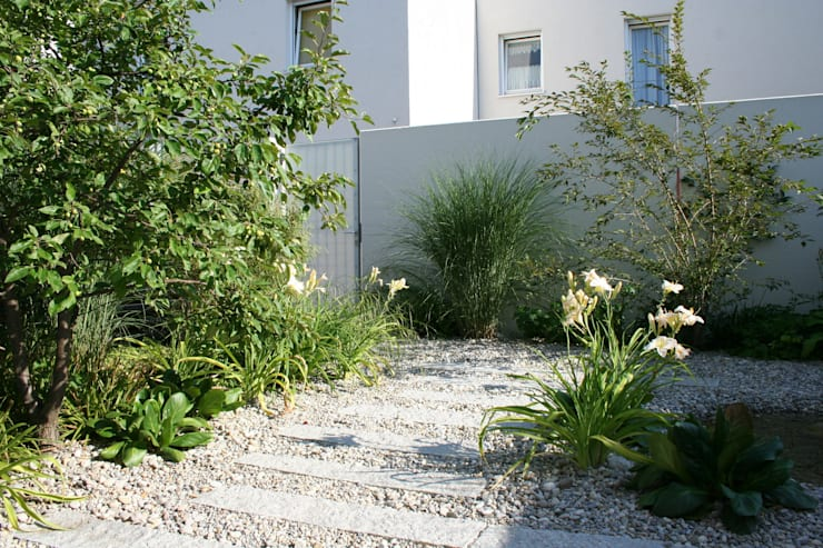 Modern style gardens by Blumen & Gärten Modern