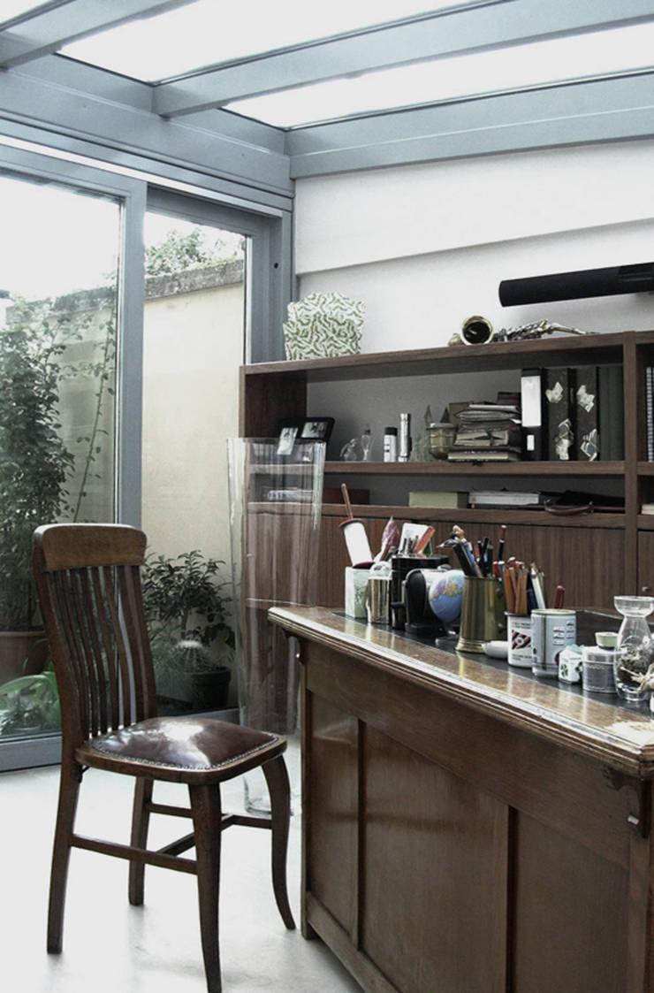 porta nuova: Cucina in stile  di andrea borri architetti, Moderno