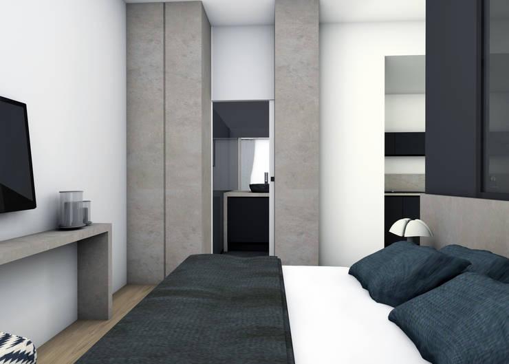 Modern Dressing Room by EVA MYARD interior Modern