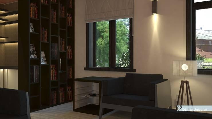 Квартира- студия для молодого художника:  в . Автор – DS the Universe