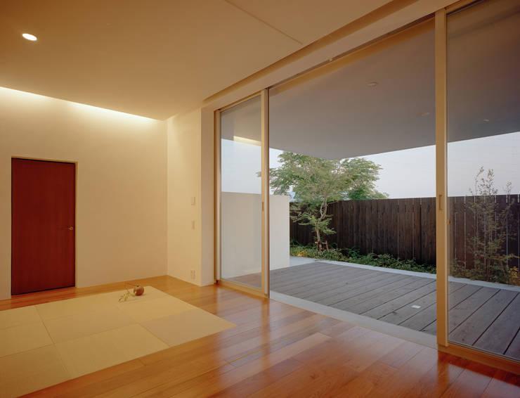 FO邸: 内川建築設計室が手掛けたです。