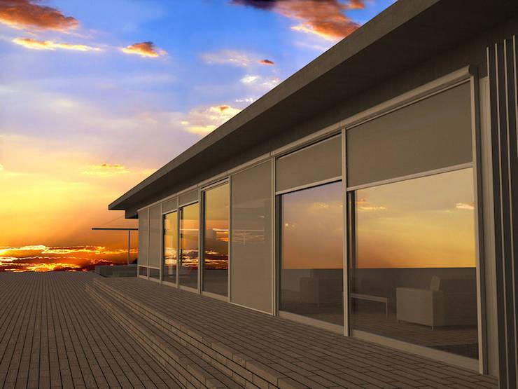 Balkonlar Icin Perde Modelleri Ve Alternatif Cozumler