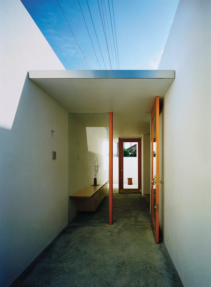 Y邸: 内川建築設計室が手掛けたです。