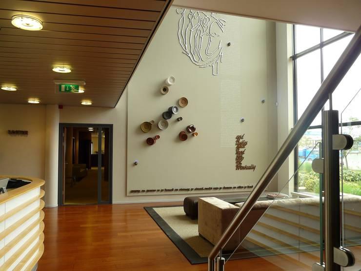 company art project Utrecht:  Kunst  door Van Dessel en Joosten,