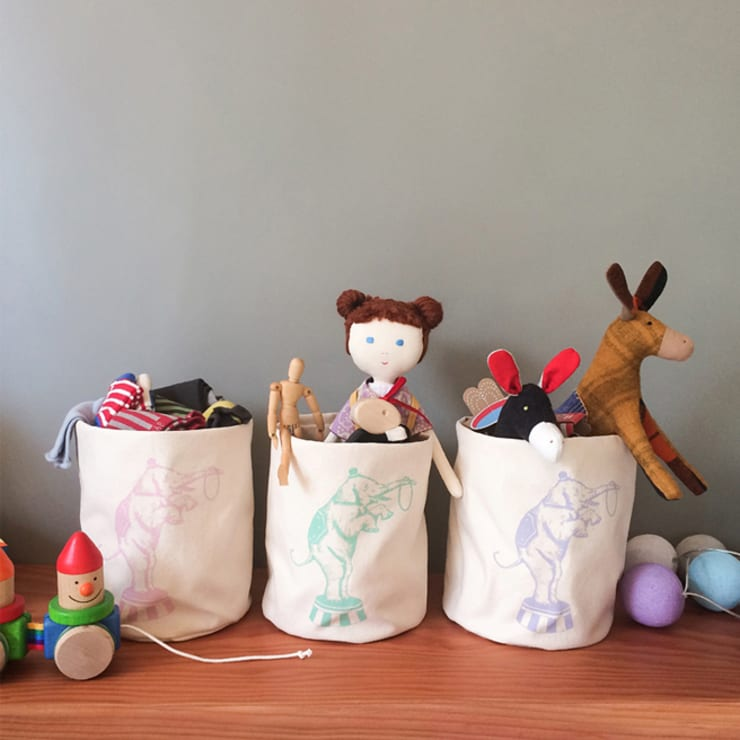 غرفة الاطفال تنفيذ Roomforkids