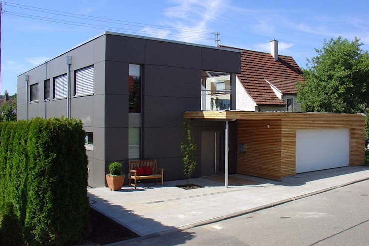 Maisons de style  par Architekturbüro Arndt