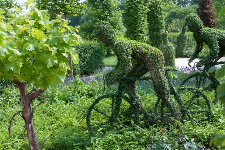Giardino in stile  di Pflanzenfreude.de